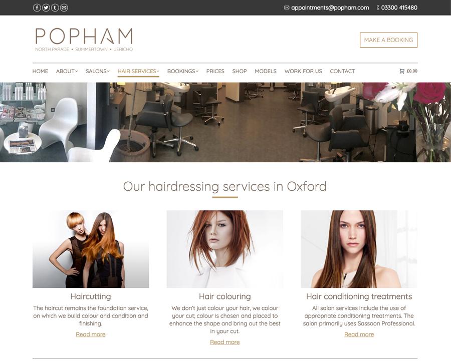 website design oxford, design for print, Clear & Creative Oxford