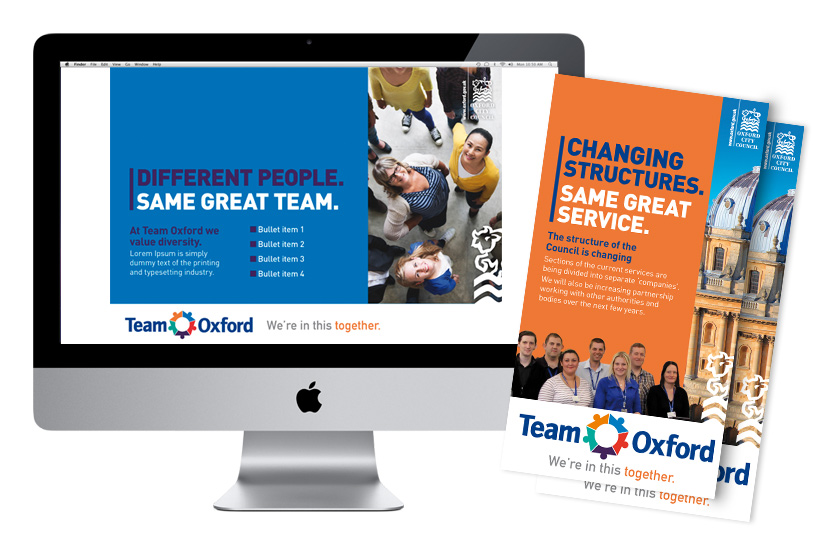 design and print oxford, Clear & Creative Communications Oxford